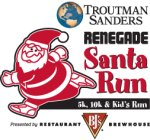 Troutman Sanders Renegade Santa Run 5K, 10K & Kids Run