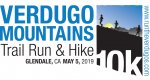 Verdugo Mountains 10K Trail Run and Hike